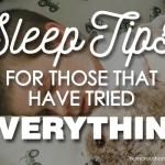 kid sleep tips