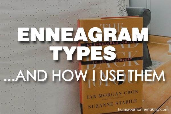 enneagram types