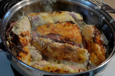 Crockpot Chicken Cordon Bleu. Wow your family and friends with this amazingly delicious recipe.