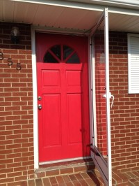 The Red Door Significance - Humorous Homemaking