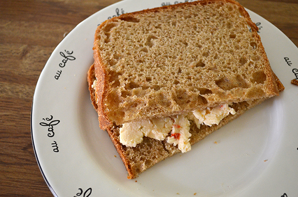Mama's Homemade Pimento Cheese - with REAL cheese