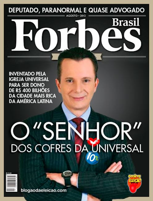 Russomano na Forbes