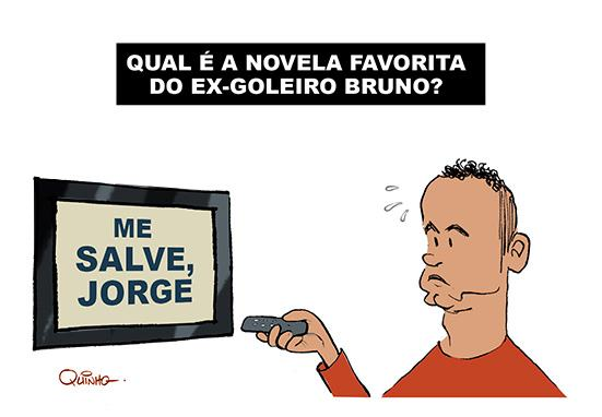 Me Salve Jorge, a novela preferida do Goleiro Bruno