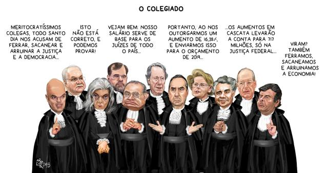 Colegiado do Supremo Tribunal Federal