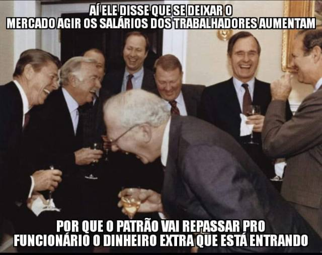 Meme do Pobre de Direita