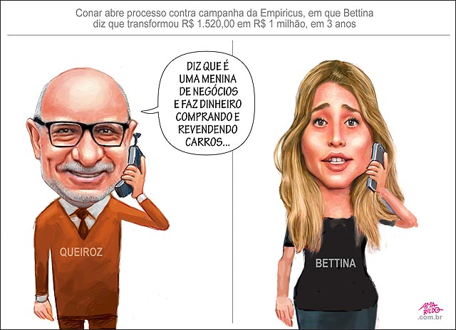 Queiroz e Bettina