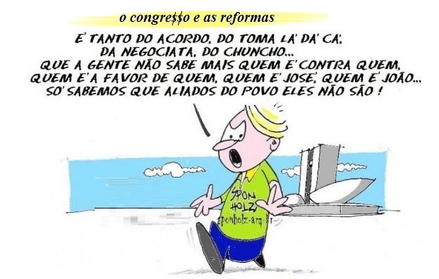 O Congresso Nacional e as Reformas
