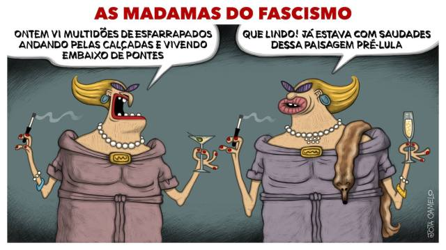 Madamas do Fascismo