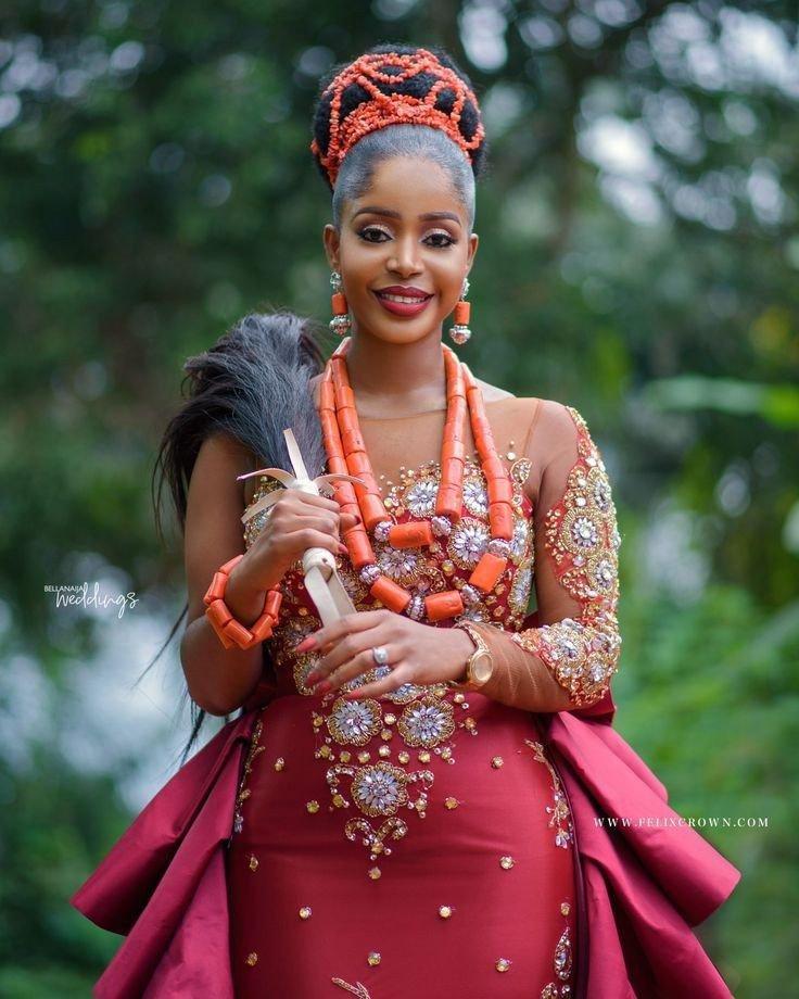 Traditional Wedding Attire for Igbo Brides - 2020 Igbo Bridal Wear Edition
