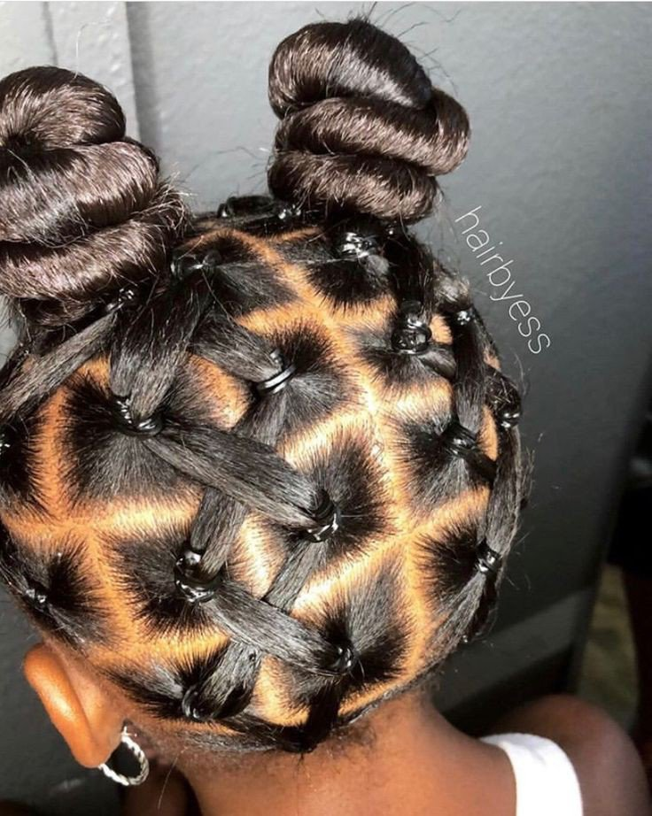 11 Easy Hairstyles To Do At Home For Kids During The Lockdown