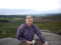 Author and reporter Humphrey Hawksley