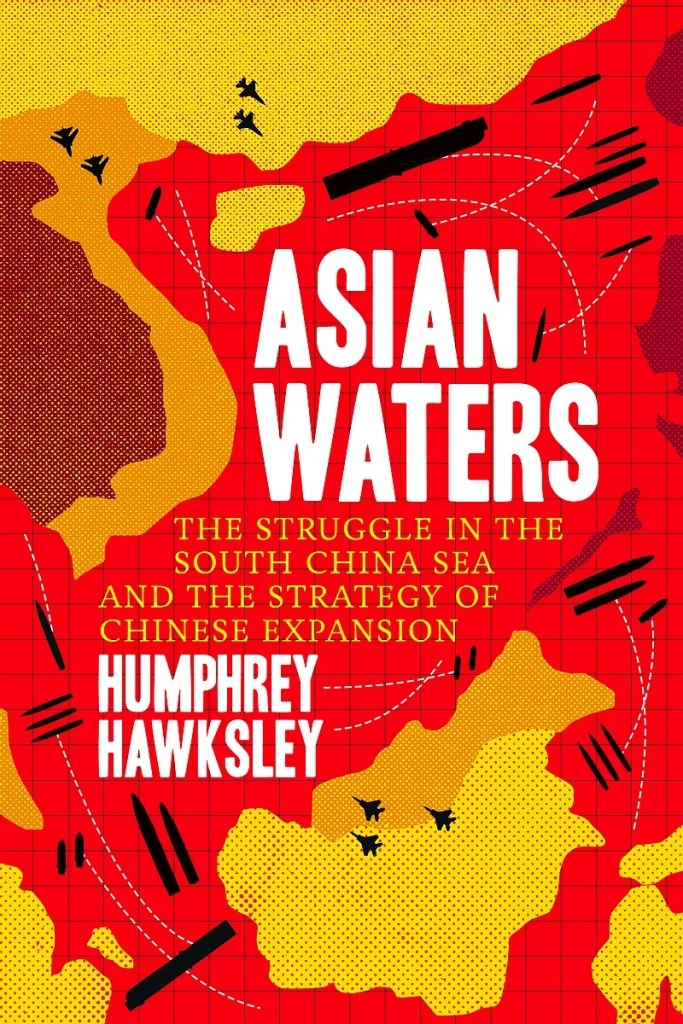 Asian Waters - UK and Asia Cover