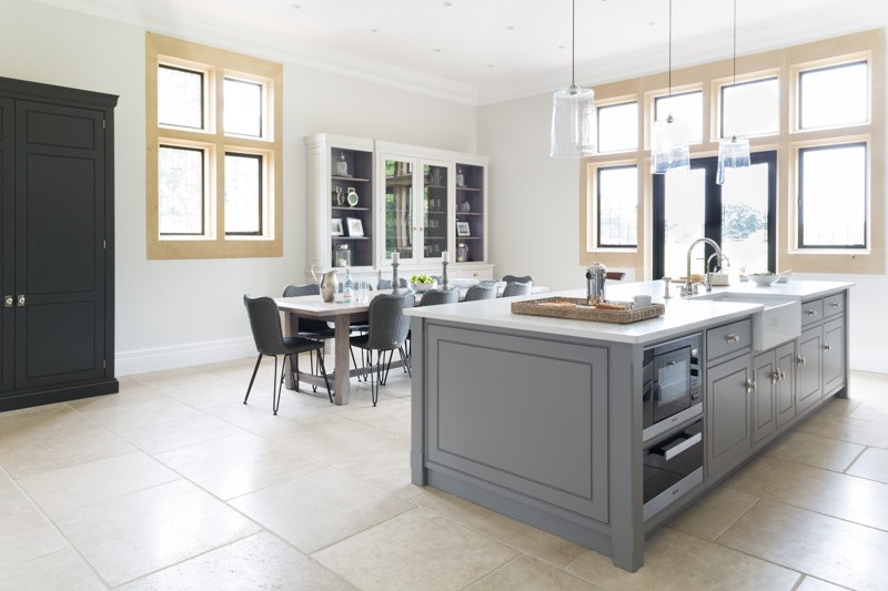 Kitchen Confidential A Luxury Bespoke Kitchen In Ascot Berkshire