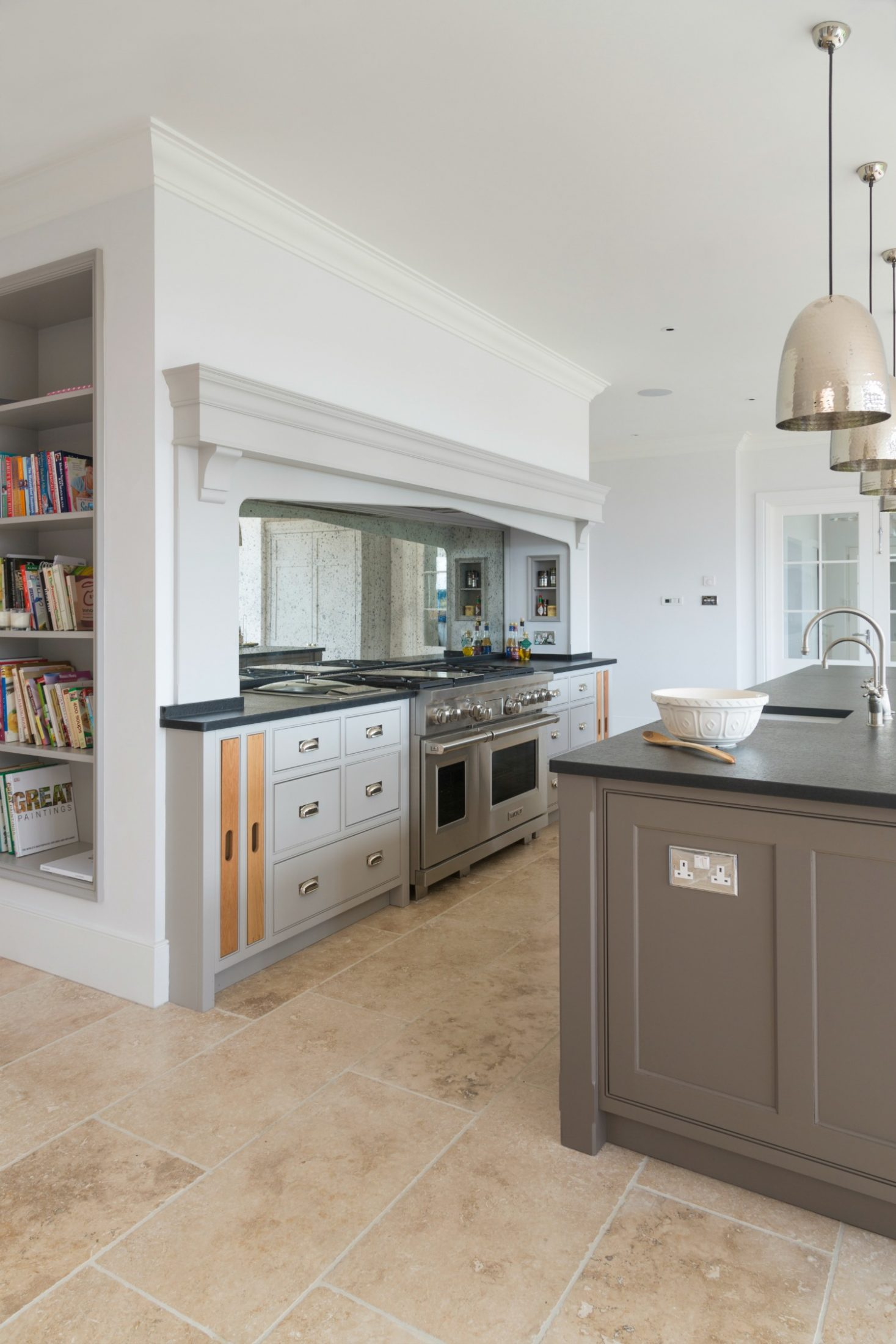 wolf kitchen ranges appliances pittsburgh dual fuel range cooker the original showstopper luxury bespoke humphrey munson ashurst house