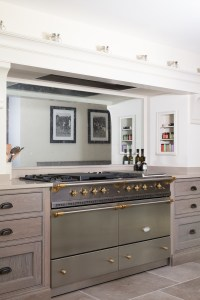 How to order a Lacanche range cooker