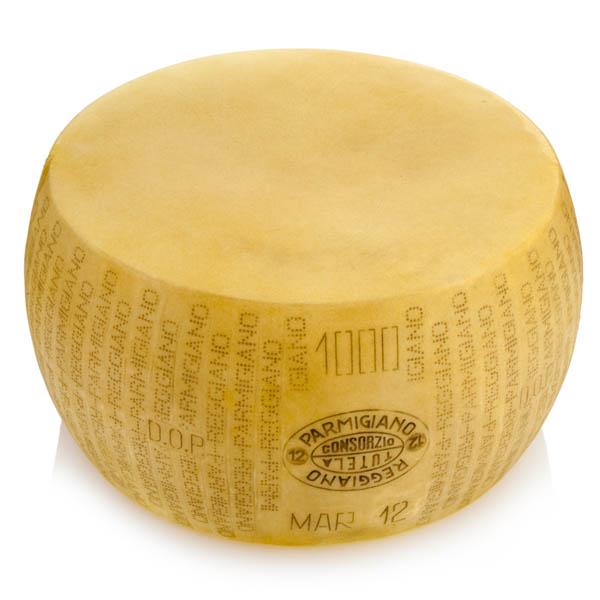 Jumbo Parmesan Cheese Wheel