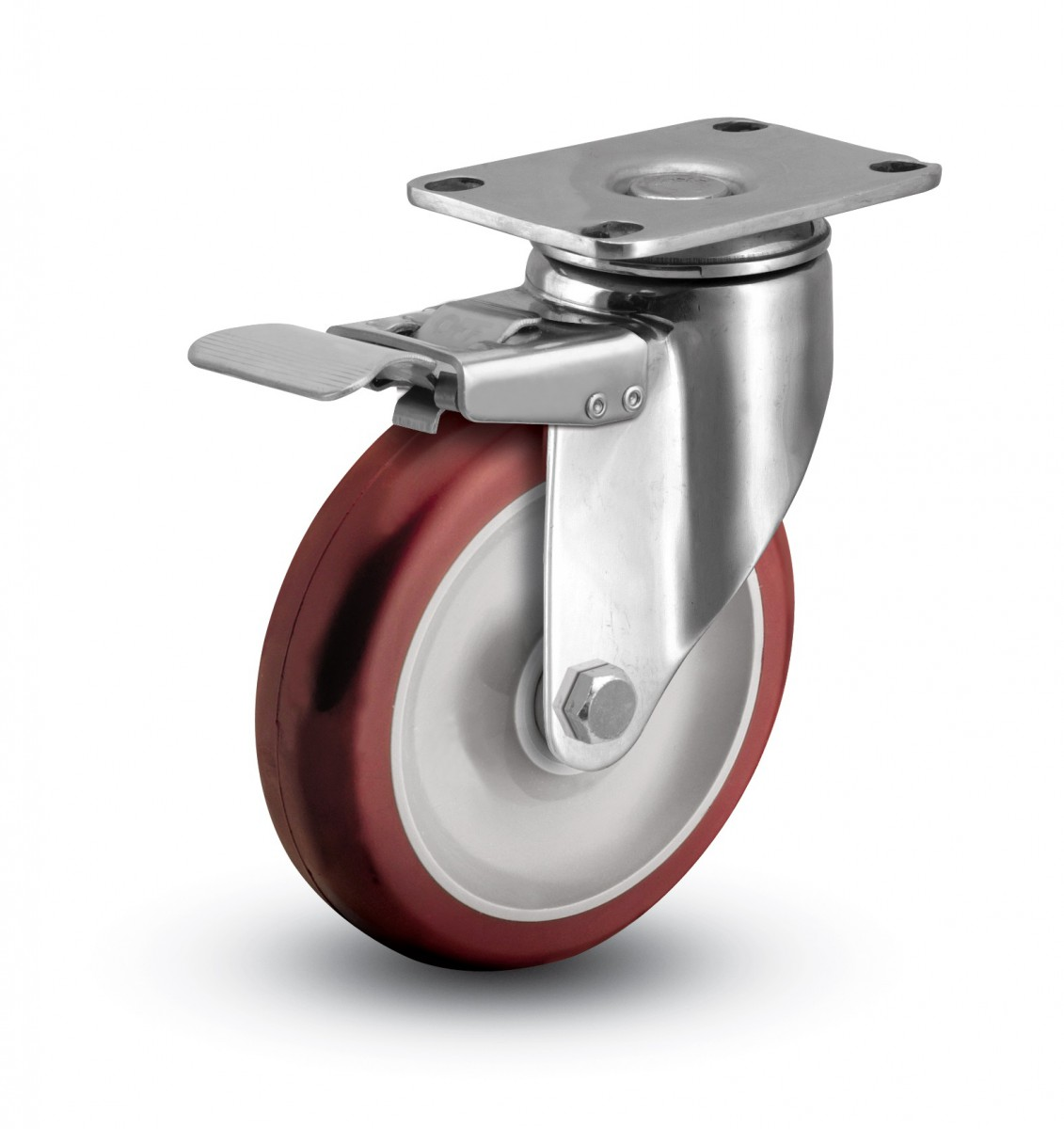 kitchen carts on wheels floor runner stainless steel casters and