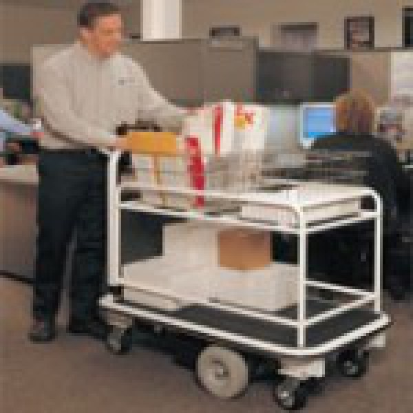 Electric Battery Powered Carts Automatic
