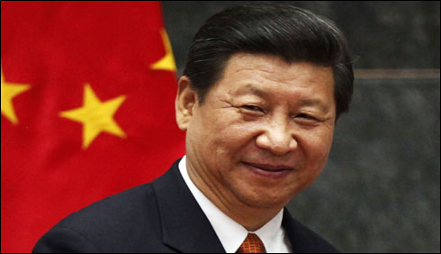 chinise president