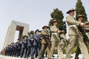 Australian War Memorial in Canberra