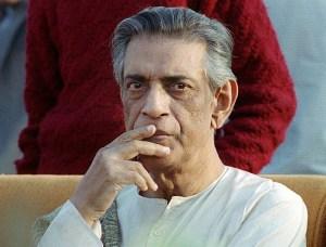 Indian movie director Satyajit Ray (1921-92): Richard Attenborough was principal patron of the found