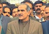 عمران کو الزامات لگانے کے سوا کوئی کام نہیں آتا : سعد رفیق