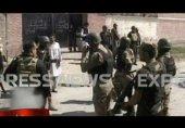 چارسدہ کی عدالت پر دہشتگردوں کے حملے میں 5 افراد شہید، متعدد زخمی