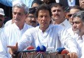 پی ایس ایل فائنل لاہور میں کروانے کا آئیڈیا پاگل پن ہے:عمران خان
