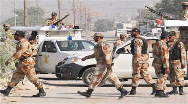 راولپنڈی میں رینجرزآپریشن کے دوران غیرقانونی گیٹ وے ایکسچینج پکڑا گیا