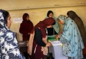 ملک بھر میں ایک کروڑ سے زائد خواتین ووٹنگ فہرست سے باہر