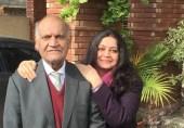 انور مسعود کی کہانی۔۔۔ ان کی بیٹی کی زبانی