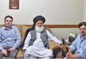 مولانا محمد خان شیرانی سے انٹرویو (2)۔