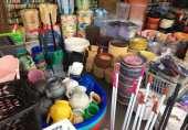 لندن میں ہاشمی سرمہ، نلکیاں، تسبیحاں، چنگیر اور لوٹے
