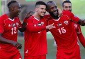 فیفا رینکنگ میں فلسطینی ٹیم اسرائیل سے 16 درجے اوپر