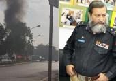 پشاور: خودکش حملے میں ایڈیشنل آئی جی محمد اشرف نور شہید