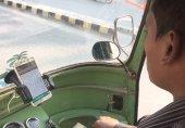 پاکستان میں رکشے کا مستقبل اب موبائل فون کے ہاتھوں میں