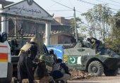 پشاور: زرعی ڈائریکٹوریٹ پر حملہ، 11 افراد شہید 30 زخمی