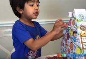 چھ سالہ بچہ جو کھلونوں کے تجزیے کرتا ہے اور ارب پتی ہے