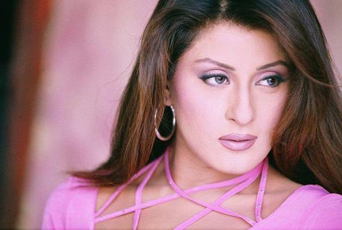 Pashto film actress Laila