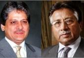 پرویز مشرف جسٹس افتخار کو نظربند کرنا نہیں چاہتے تھے: عشرت العباد