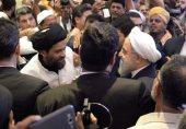 ایرانی صدر حیدر آباد کی مکہ مسجد کیوں گئے؟