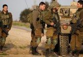 اسرائیل: غزہ کے قریب دھماکہ، چار اسرائیلی فوجی زخمی