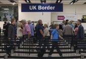 یورپی شہریوں کی ریکارڈ تعداد برطانیہ چھوڑ رہی ہے
