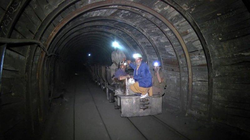 کوئلے کی کان