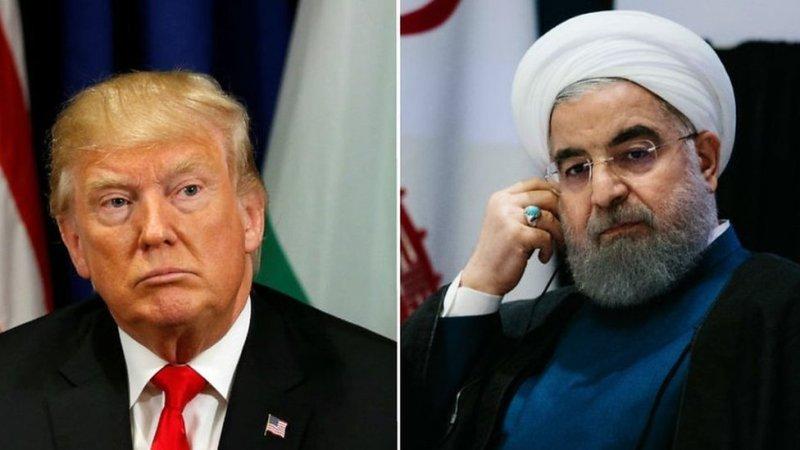 Trump / Rouhani