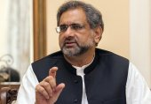 25 جولائی کو الیکشن نہ ہوئے تو رکاوٹ بننے والوں پر آرٹیکل 6 لگنا چاہیے: شاہد خاقان عباسی