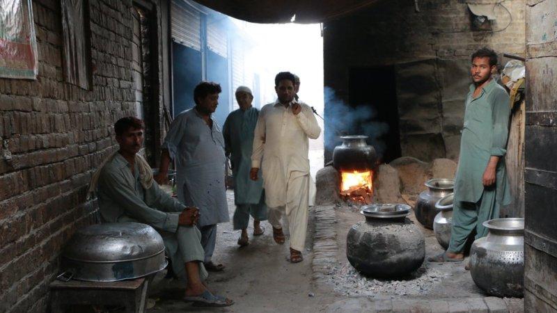 پاکستان، دربار