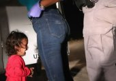 سرحد پر جدا ہونے والے بچی کی کہانی