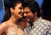 شاہ رخ خان سے غضب کی خوشبو آتی ہے؛ انوشکا شرما