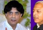 راولپنڈی این اے 59 میں کون جیتے گا؟ چوہدری نثار یا تحریک انصاف کے غلام سرور؟